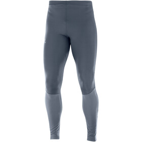 Salomon Agile Long Tights Men ebony